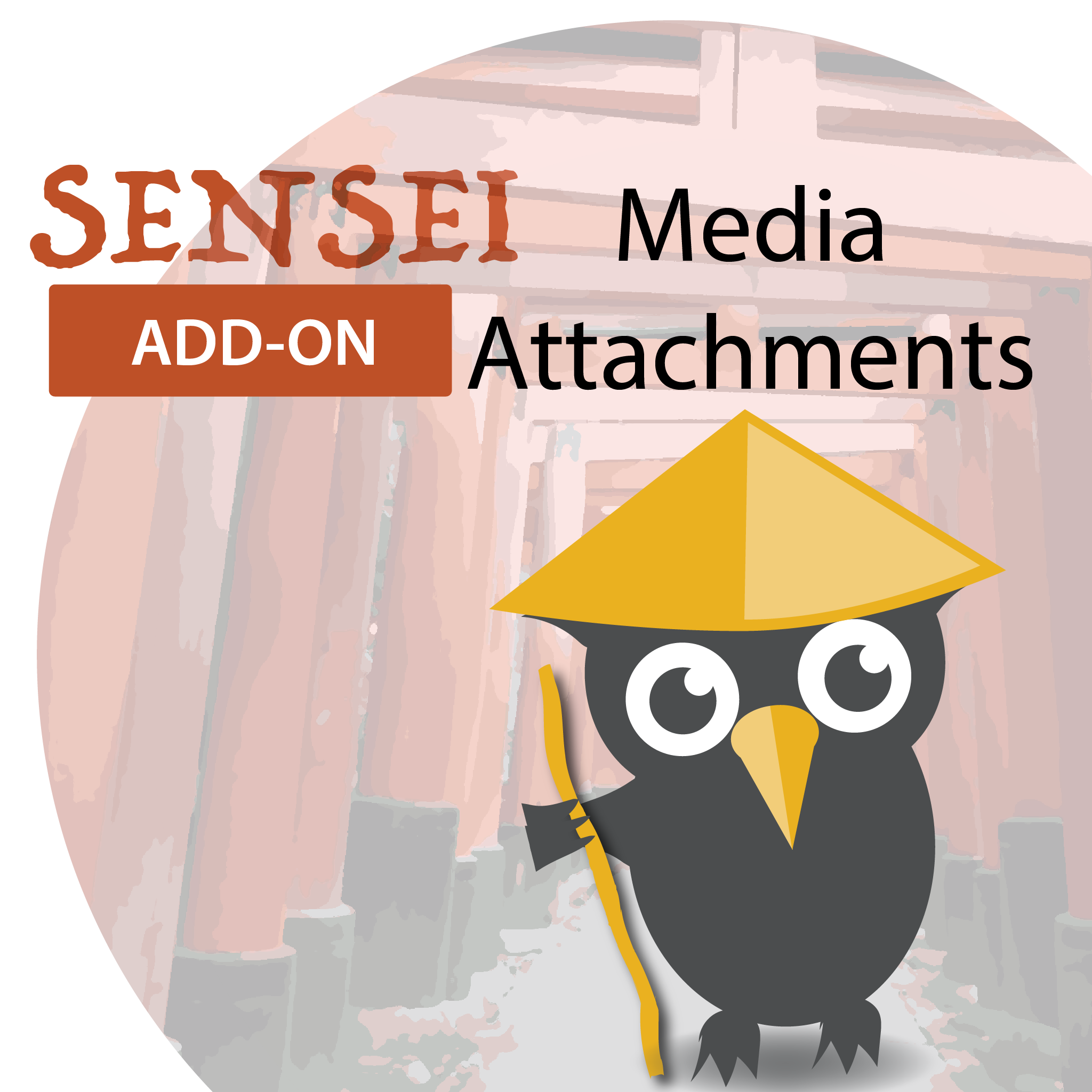 WooCommerce Sensei LMS Media Attachments Add-On