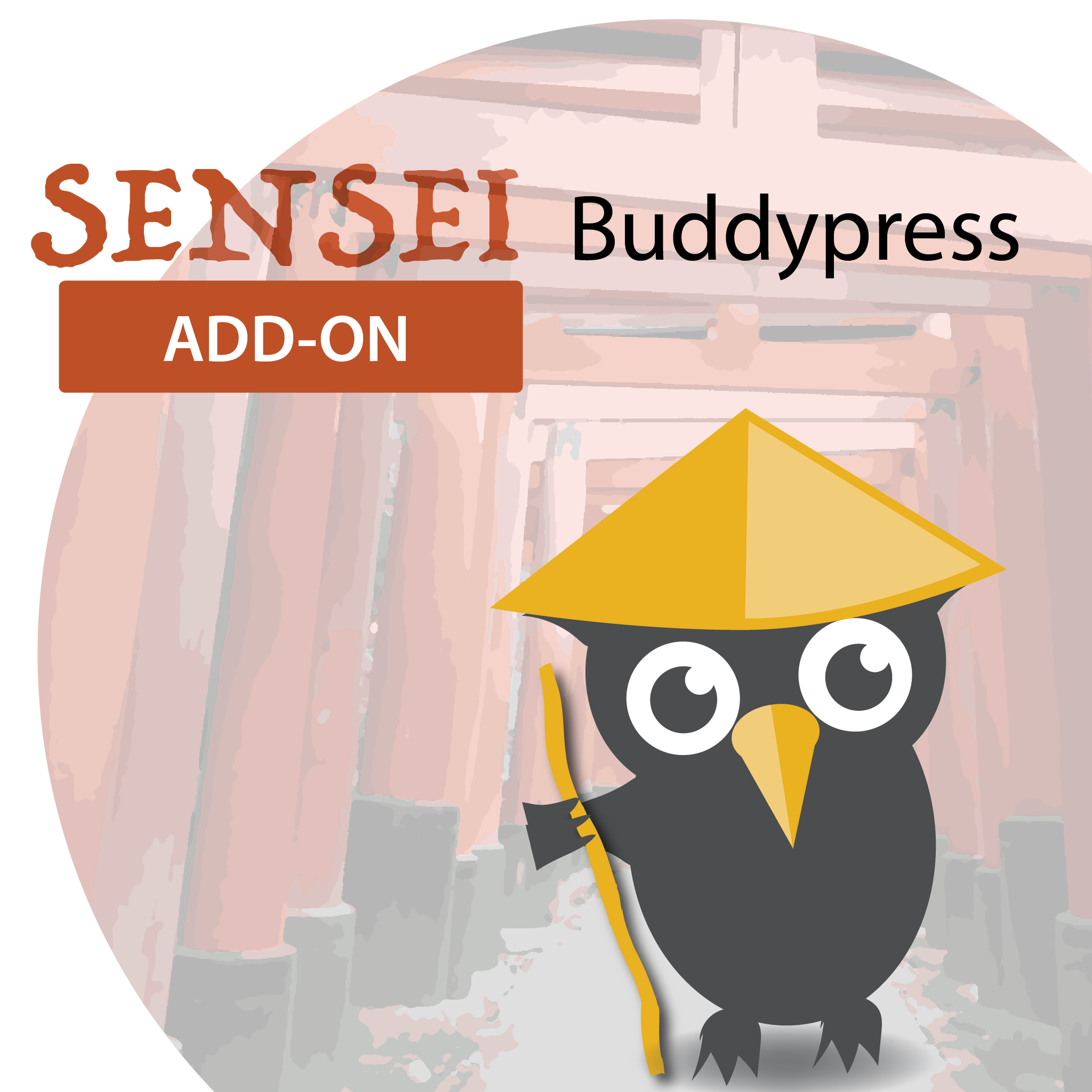 WooCommerce Sensei LMS Buddypress Add-On
