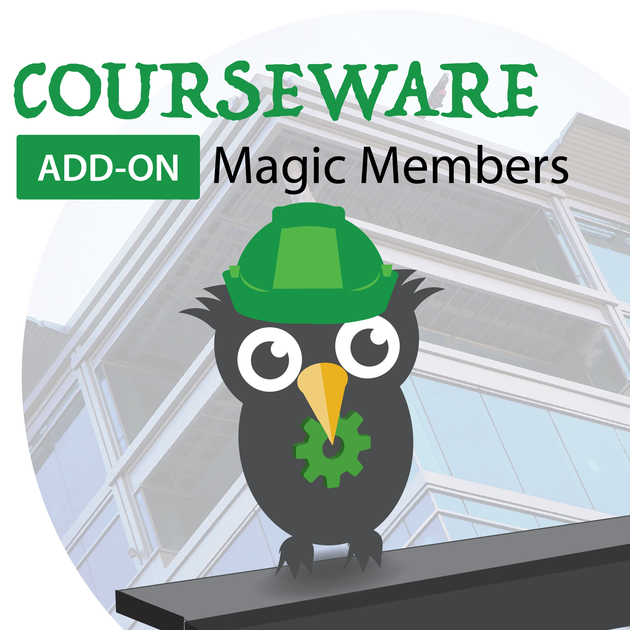 WP Courseware Magic Members Add-On
