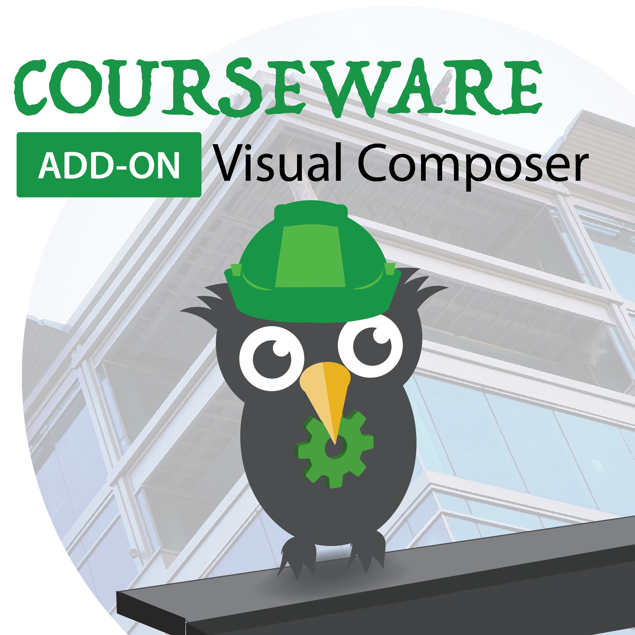 WP Courseware Visual Composer Add-On