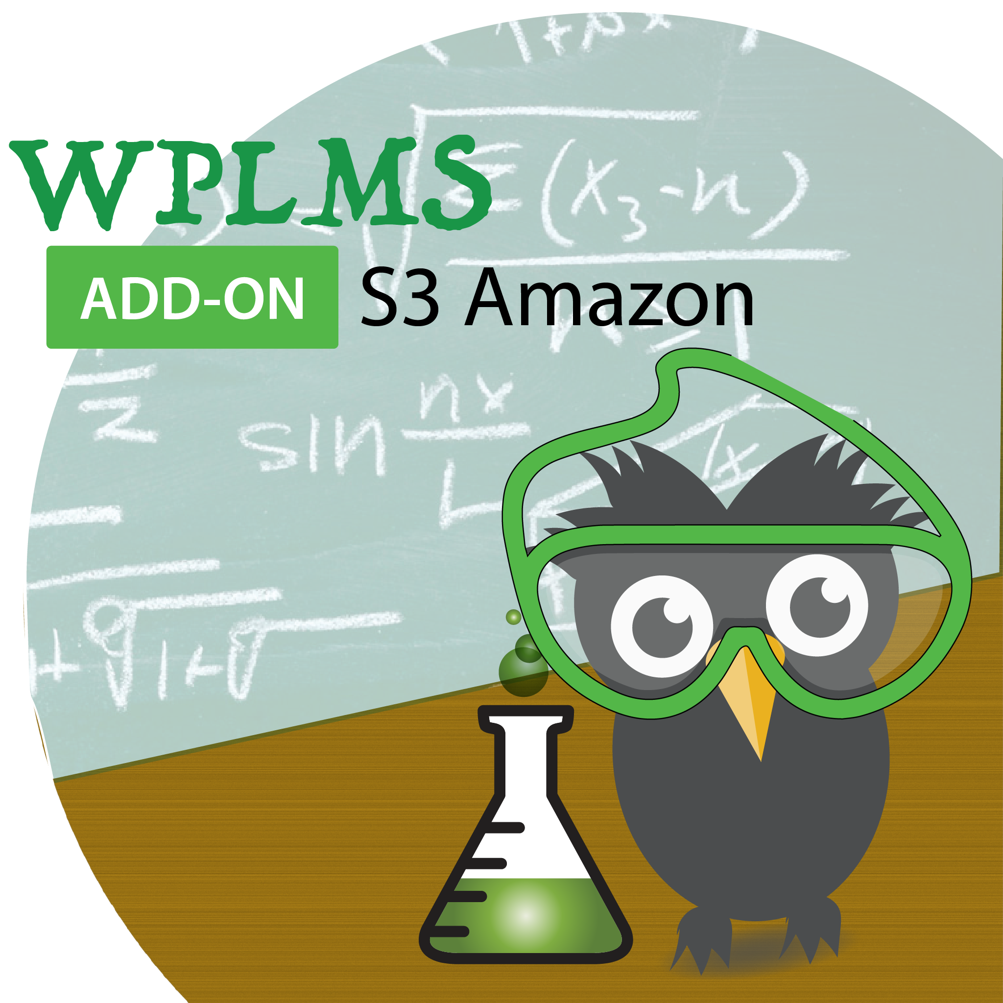 WPLMS S3 Amazon Add-On